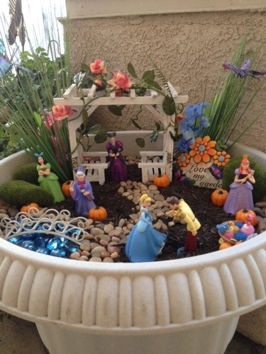 Lindy S Disney Fairy Gardens Lindy S List